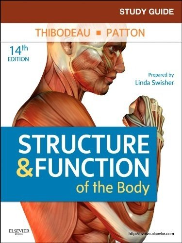 Structure & Function of the Body 9780323077231