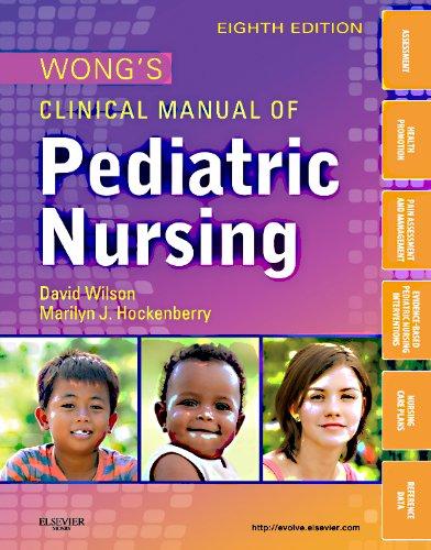 Wong's Clinical Manual of Pediatric Nursing 9780323077811