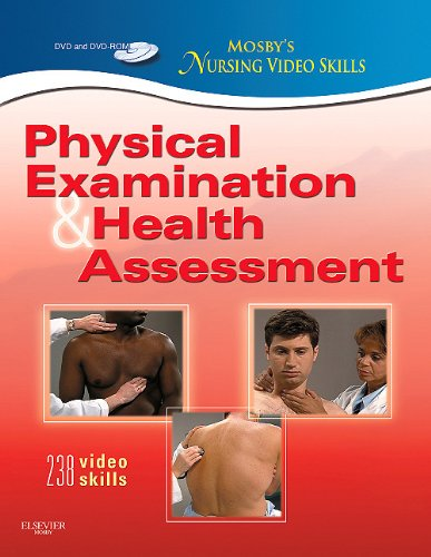 Mosby's Nursing Video Skills: Physical Examination and Health Assessment 9780323077989
