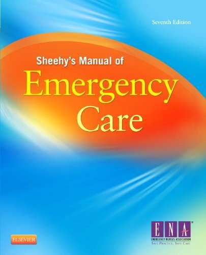 Sheehy's Manual of Emergency Care 9780323078276