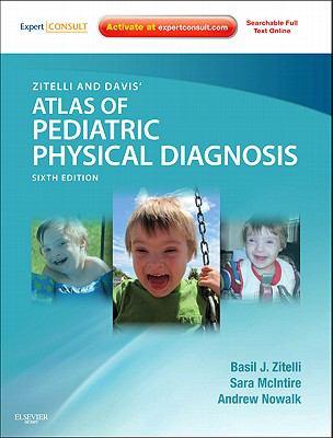 Zitelli and Davis' Atlas of Pediatric Physical Diagnosis 9780323079327