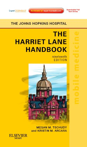 The Harriet Lane Handbook: A Manual for Pediatric House Officers 9780323079426