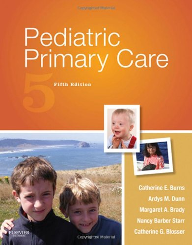 Pediatric Primary Care 9780323080248