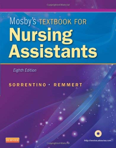 Mosby's Textbook for Nursing Assistants - Soft Cover Version 9780323080675