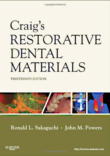 Craig's Restorative Dental Materials 9780323081085