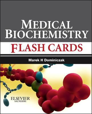 Baynes and Dominiczak's Medical Biochemistry Flash Cards: With Student Consult Online Access 9780323081931