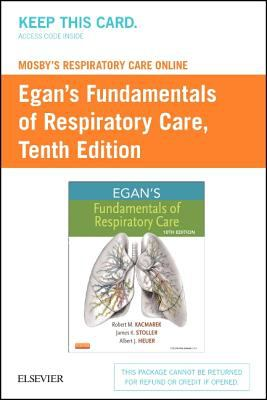 Egan's Fundamentals of Respiratory Care 9780323082051
