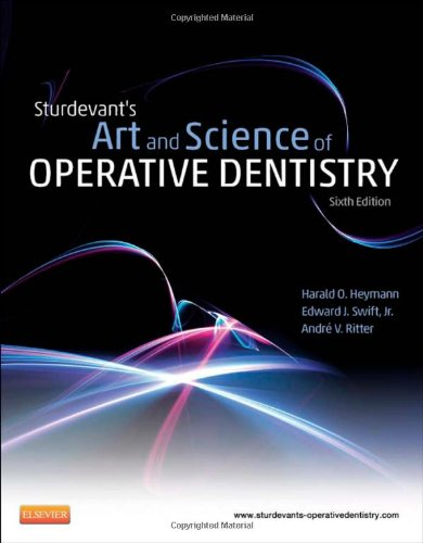 Sturdevant's Art and Science of Operative Dentistry 9780323083331