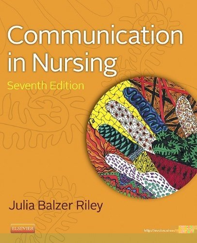 Communication in Nursing 9780323083348