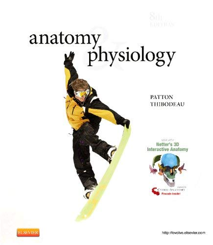Anatomy & Physiology [With Workbook] 9780323083577