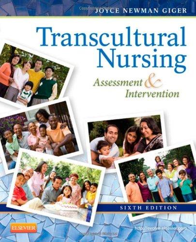Transcultural Nursing: Assessment and Intervention 9780323083799