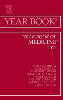 Year Book of Medicine 2011 9780323084161