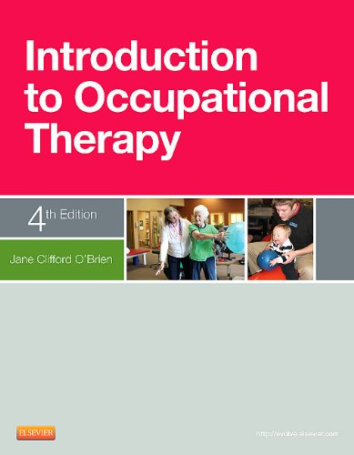 Introduction to Occupational Therapy 9780323084659
