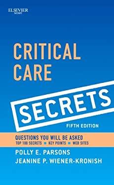 Critical Care Secrets 9780323085007