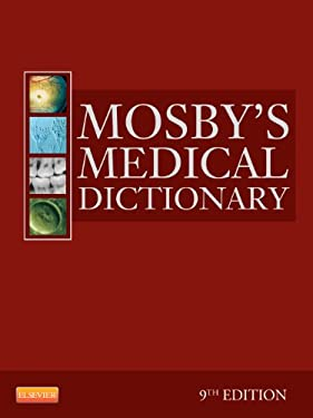 Mosby's Medical Dictionary, 9e 9780323085410