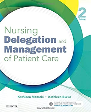 Nursing Delegation and Management of Patient Care, 2e - 2nd Edition