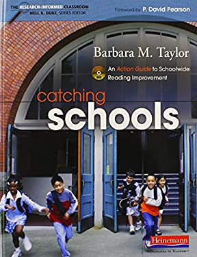 Catching Schools: An Action Guide to Schoolwide Reading Improvement [With DVD] 9780325026589
