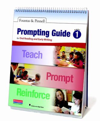 Prompting Guide Part 1 Revised Edition: A Tool for Literacy Teachers 9780325043647