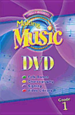 Scott Foresman Music 2006 DVD Grade 1 9780328128310