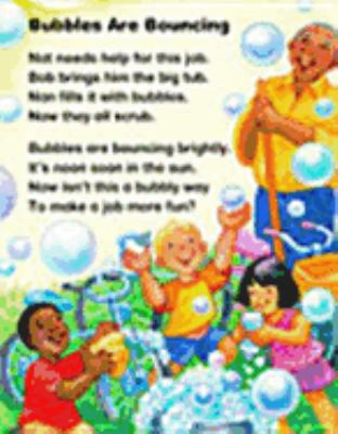 Reading 2007 Phonics Songs and Rhymes Flipchart Grade 2 9780328145485