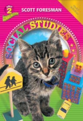 Social Studies 2008 Big Book Grade K Unit 2 9780328239665