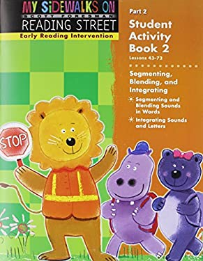 Early Reading Intervention Student Activity Book Grade K Part 2 9780328260515