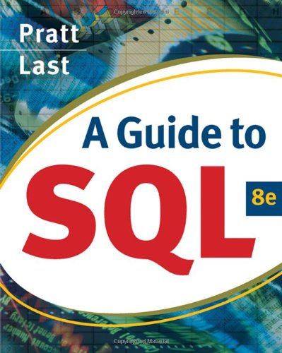 A Guide to SQL - 8th Edition