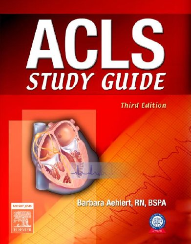 ACLS Study Guide 9780323046954