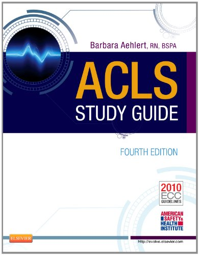 ACLS Study Guide 9780323084499