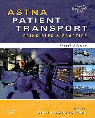 ASTNA Patient Transport: Principles and Practice 9780323057493