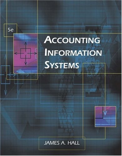 Accounting Information Systems 9780324312959