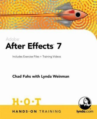 Adobe After Effects 7 Hands-On Training: Includes Exercise Files and Demo Movies [With CDROM] 9780321397751