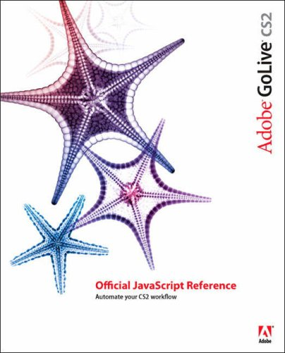 Adobe GoLive Cs2 Official JavaScript Reference 9780321409713