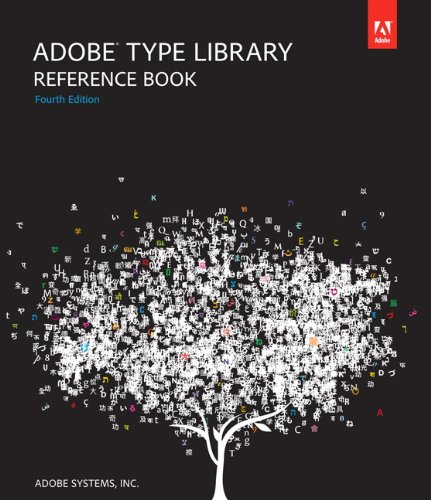 Adobe Type Library Reference Book 9780321821256