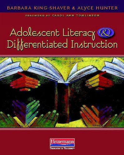 Adolescent Literacy and Differentiated Instruction 9780325026619