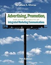 Advertising, Promotion, and Other Aspects of Integrated Marketing Communications