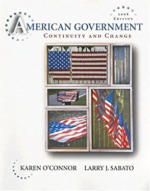 American Government: Continuity and Change 9780321415332