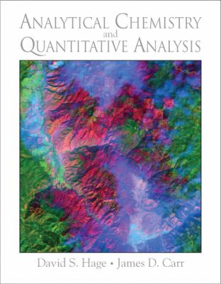 Analytical Chemistry and Quantitative Analysis 9780321596949