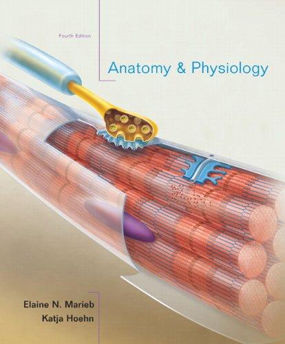 Anatomy & Physiology 9780321616401