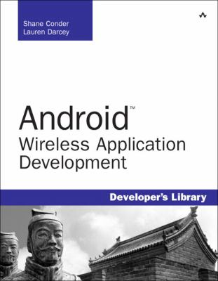 Android Wireless Application Development [With CDROM] 9780321627094