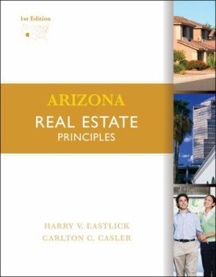 Arizona Principles of Real Estate 9780324539226