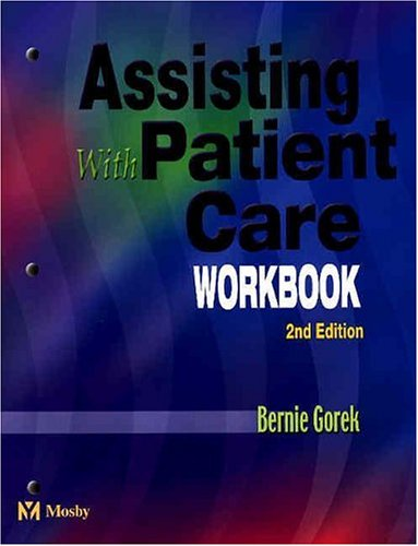 Assisting with Patient Care Workbook 9780323026581
