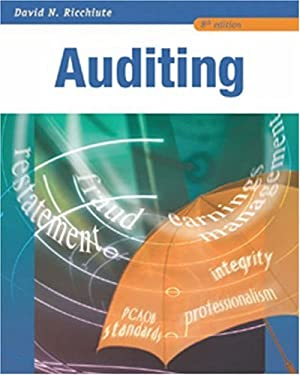 Auditing 9780324226294