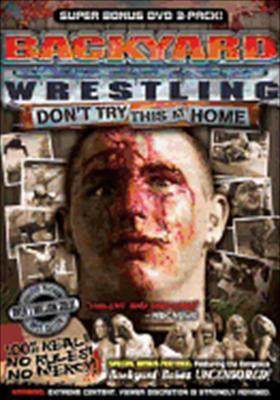 Backyard Wrestling-Super Bonus 3pk