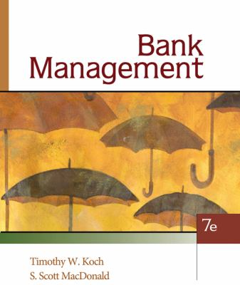 Bank Management - 7th Edition