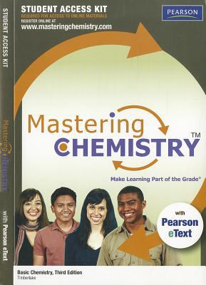 Basic Chemistry Student Access Kit 9780321674197