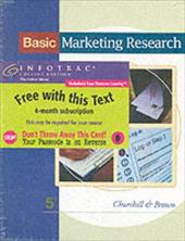 Basic Marketing Research [With Infotrac]