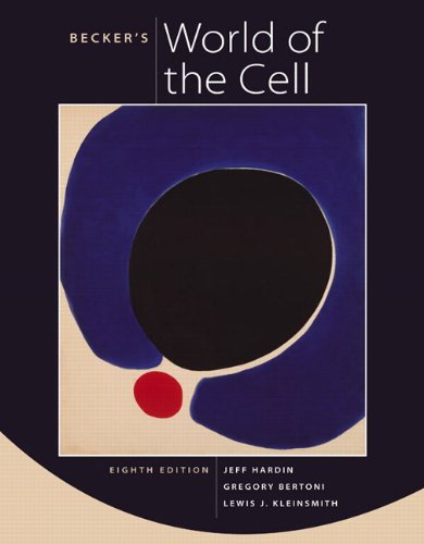 Becker's World of the Cell 9780321716026