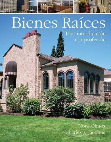 Bienes Raices: Introduccion a la Profesion 9780324650525