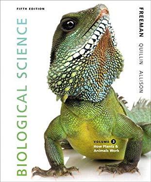 Biological Science Volume 3 9780321841827